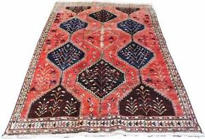 Magnificient Shiraz Tribal Hand Knot Qashqaei Persian Rug Carpet Hornsby Hornsby Area Preview