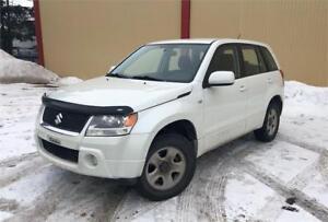 2007 Suzuki Grand Vitara 4X4 153,000km / A/C / GRP. ELEC / MAGS