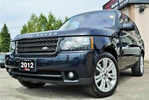 2012 Land Rover Range Rover HSE LUX * CERTIFIED & WARRANTY!