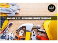 Labourers required on sites across West Sussex - great rates, ongoing work and immediate start