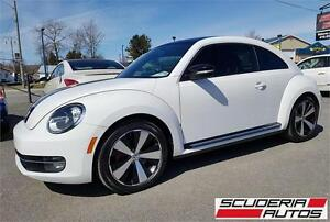 New Beetle Turbo 2012, 69 000 Km, AUTOMATIQUE, GPS, Impeccable !