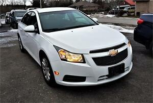 2011 Chevrolet Cruze LT | Easy Car Loan Available For Any Credit