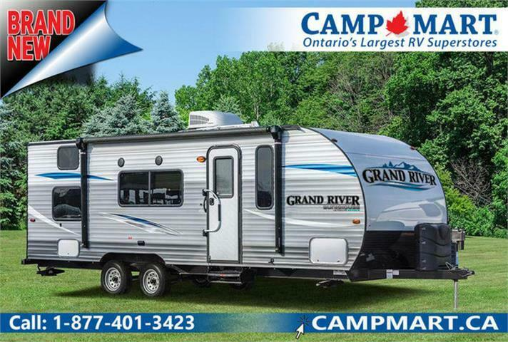 Grand River 267bhs Travel Trailers Amp Campers Barrie