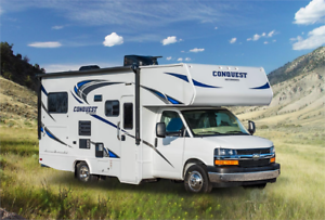 FOR RENT: 24' Class C Motorhome