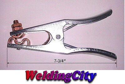 Weldingcity Arc Welding 400a Earth Ground Clamp Us Seller Fast Ship