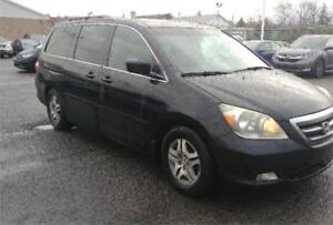HONDA ODYSSEY TOURING 2007* CUIRE*TOIT*OUVRANT*DVD*CAMERA*DVD