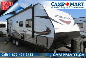 23 FOOT LIGHTWEIGHT COUPLES CAMPER