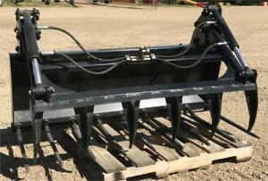 HLA Manure Grapple
