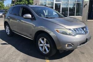 2009 Nissan Murano SL, dealer serviced!camera!
