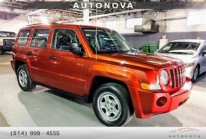 ***2009 JEEP PATRIOT***A.C/CUIR/MAGS/4CYL/514-999-4555.