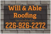 ROOFING RE-SHINGLE & REPAIRS