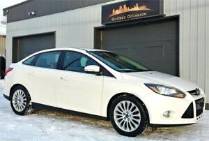 Ford Focus Titanium 2012, AUTOMATIQUE, Full, IMPECCABLE !