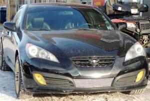 2010 Hyundai Genesis Coupe Premium*6SPEED*LEATHER*SUNROOF