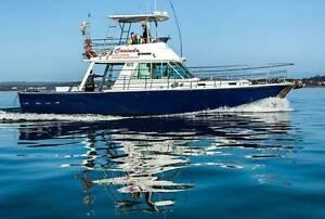 Cooinda Fishing Charters American River Kangaroo Island Preview