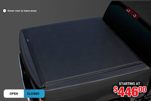 NEW 07-14 SILVERADO,SIERRA LONG BOX 8 FOOT TONNEAU COVER NEW Kitchener / Waterloo Kitchener Area image 1