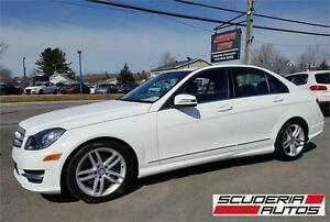 Mercedes C300 4matic 2013, 79 000 Km, 1 Proprio, Impeccable !