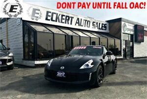 2017 Nissan 370Z 3.7L MANUAL WITH DUAL EXHAUST
