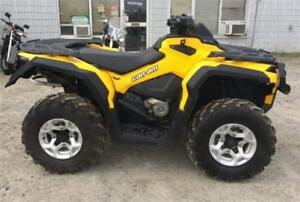 2012 Can Am....BAD CREDIT FINANCING AVAILABLE!!
