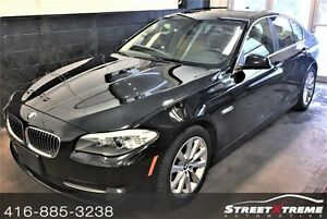 2013 BMW 5 Series 528i xDrive ALL WHEEL DRIVE W/ NAVIGATION