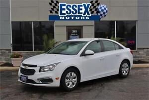 2015 Chevrolet Cruze 1LT**New Tires**My Link**Bluetooth**