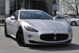 2010 Maserati GranTurismo S SPORT l 4.7L NAVl SUMMER END SALE!!