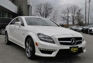 2014 Mercedes CLS63 AMG - 27,575 KMS - Extended Warranty Inc.