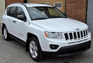2011 Jeep Compass Sport/4X4/ MAGS/ CRUISE CONTROL/ AUX