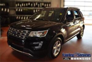 2017 Ford Explorer XLT Only 255.84 Bi-Weekly OAC