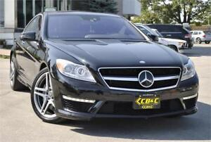 2012 Mercedes-Benz  CL 63 AMG V8 BITURBO - PERFORMANCE PKG ~