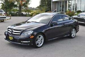 2013 Mercedes-Benz C-Class C 250 MINT NO ACCIDENTS NAVI/BU CAM