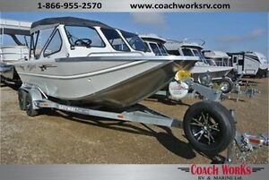 Beautiful Weld Craft 20' Sabre!!! Last One In Stock!!!