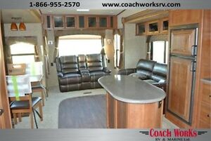 2015 Sierra Select 34 CK Fifth Wheel FINAL CLEARANCE PRICE