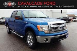 2014 Ford F150 4x4 Supercrew XLT backup cam, trailer tow pkg!!
