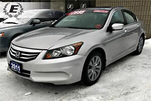 2011 Honda Accord Sedan EX WITH SUNROOF