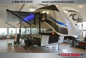 Fifth Wheel with Bunks! Half Ton Tow-able  265 Arctic Wolf