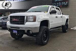 """2010 GMC Sierra 2500HD SLE 