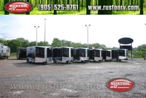 NEW 2018 Look Enclosed Cargo Trailers