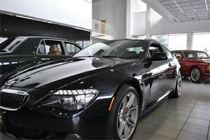 2009 BMW 6 Series 650 - M Sport Package - Nav - V8 - Paddle Shif