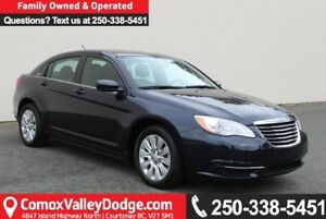 2012 Chrysler 200 LX ONE OWNER, KEYLESS ENTRY, CRUISE CONTROL...