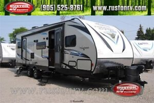 NEW 2017 Freedom Express 301BLDS TOY HAULER