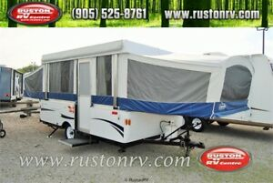2009 Coleman Sun Valley Tent Trailer