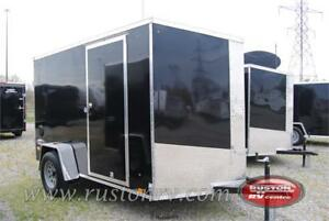 Cargo Trailers IN Stock & Ready to GO! Various sizes