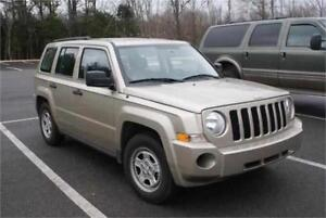 2010 JEEP PATRIOT SPORT |  5SPEED | ONLY 107K  | HEATED SEATS