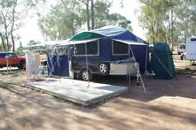 Vacation Campers OVO walk up. On road / Rough Road Redland Bay Redland Area Preview
