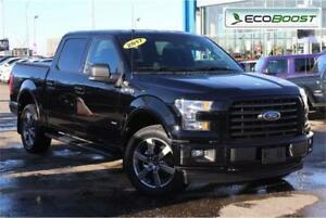 2017 Ford F-150 XLT Sport with Tonnea Cover ...Call 780-938-1230