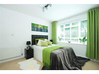 Refurbished 3 double bedroom 3 bathroom flat 3 min from tube, close to Central London.