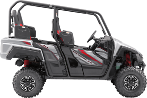 All new 2018 Wolverine X4 SE, save $1300 with free Freight/PDI