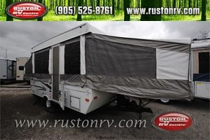 2007 Palomino Yearling 4125 Tent Trailer *Open & On Display!