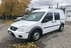 2012 Ford Transit Connect XLT/Certified/4 Cylinder/Automatic