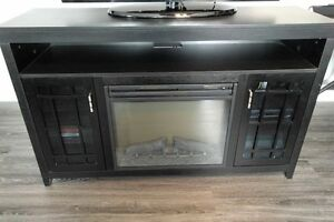 Amazing Electric Fireplace - Warm Up Any Living Area !